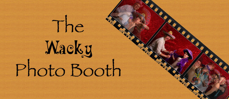 The Wacky Photobooth - Photo Booth - El Paso, TX