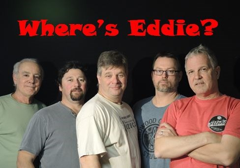 Where's Eddie? - Cover Band - Greensboro, NC