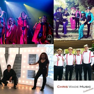 Los Angeles, CA A Cappella Group | Chris Wade Music Productions
