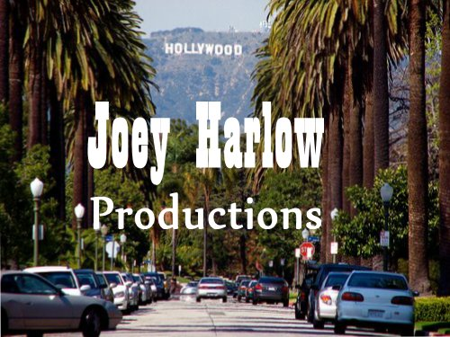 Joey Harlow Productions - Videographer - Saint Clair Shores, MI