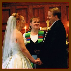 Wheeling Wedding Officiant | Wedding by Heart