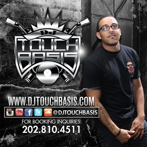 District of Columbia Event DJ | Dj TouchBasis