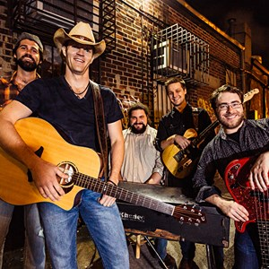 Manchester Country Band | Houston Bernard Band