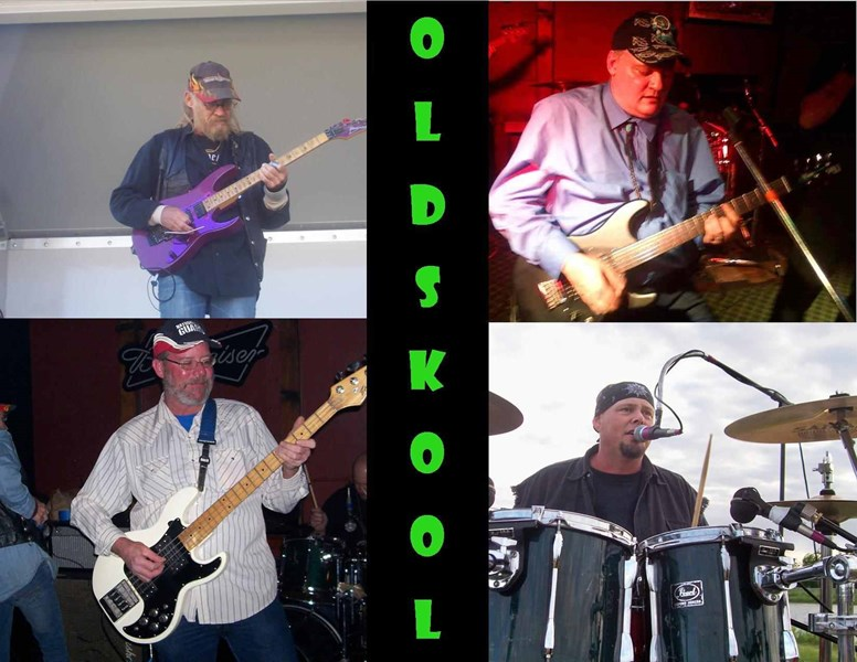 Oldskool-Oklahoma - Cover Band - Oklahoma City, OK