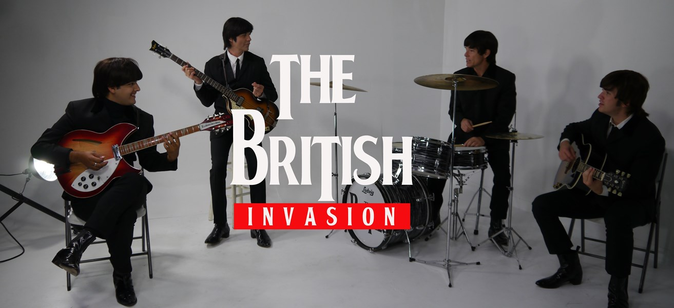 The British Invasion - Beatles Tribute Band - New York City, NY