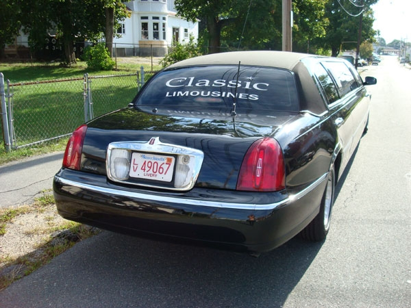 Classic Limousines of New England - Event Limo - Boston, MA