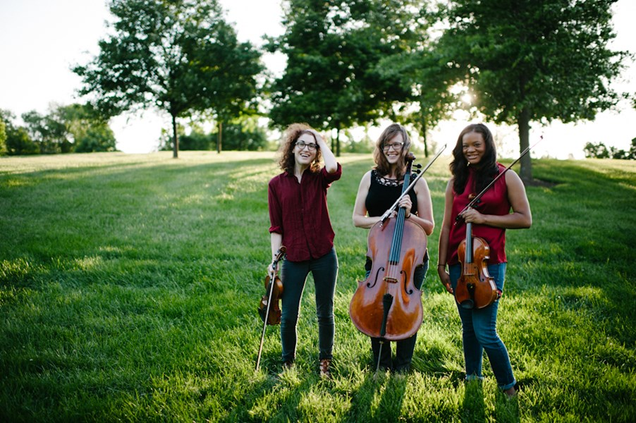 District Strings - String Quartet - College Park, MD