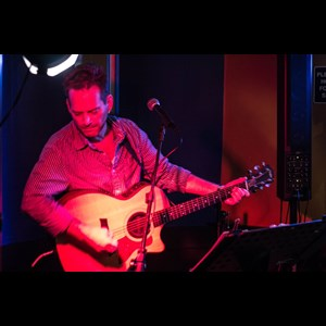 Center Point Acoustic Guitarist | Gary Prisby