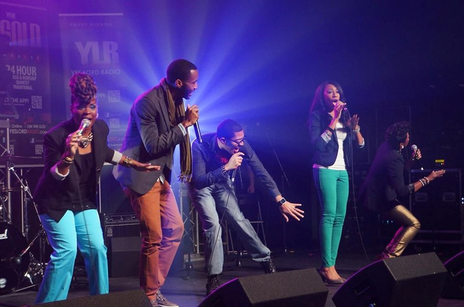 The Levites - Gospel Band - Austin, TX
