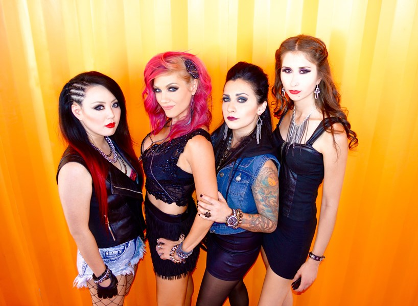 Dollface - Top 40 Band - Las Vegas, NV