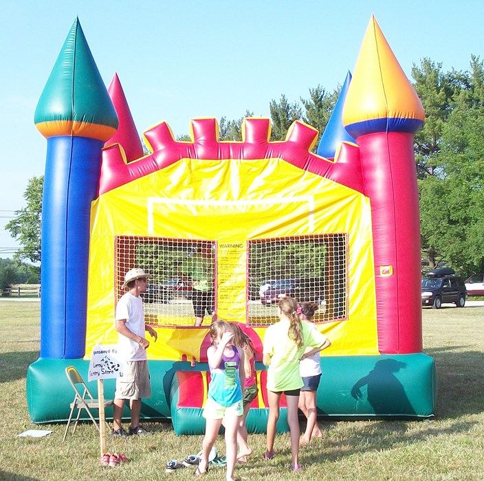 Bouncers & Bounce Houses
