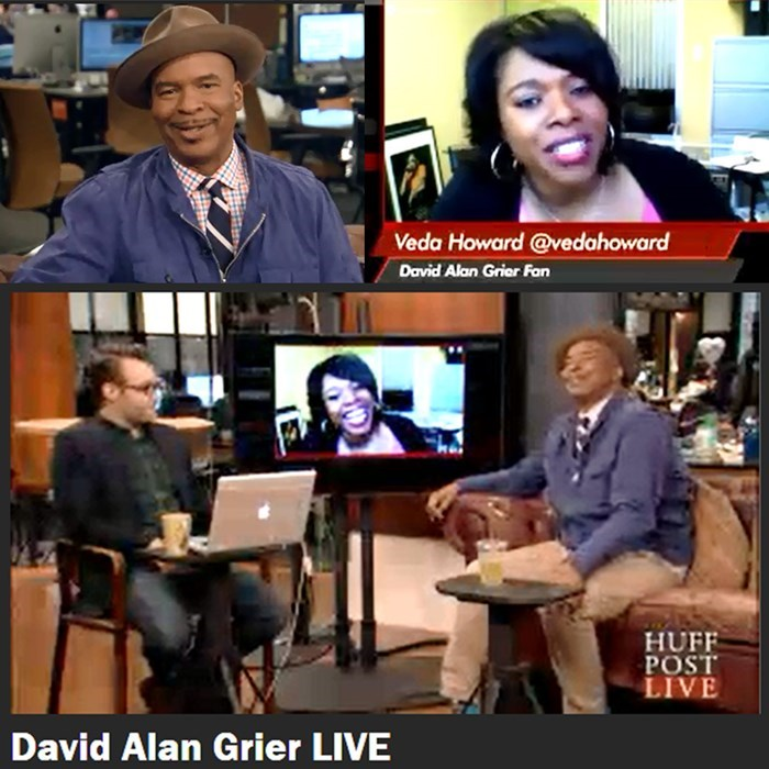 HuffPost Live with David Alan Grier