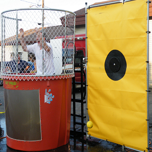 West Licking Firefighters Association - Dunk Tank - Columbus, OH