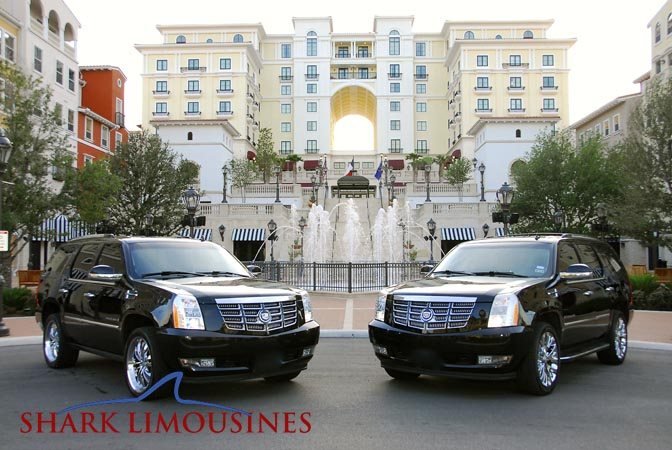 Shark Limousines - Event Limo - San Antonio, TX