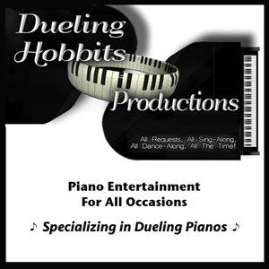 Saint Louis, MO Dueling Pianist | The Dueling Hobbits