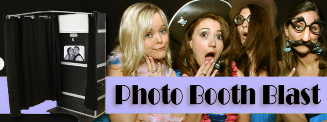 Photo Booth Blast - Photo Booth - Sacramento, CA
