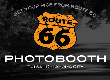 Route 66 Photo Booth - Photo Booth - Tulsa, OK