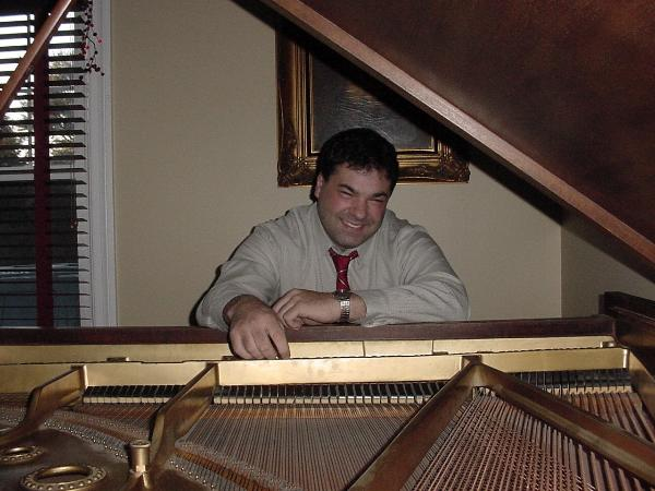 Chris Frangos - Pianist - Beverly, MA