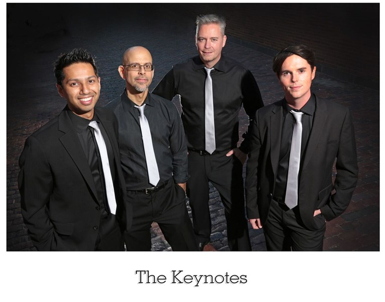 THE KEYNOTES - Weddings & Events  - Cover Band - Toronto, ON