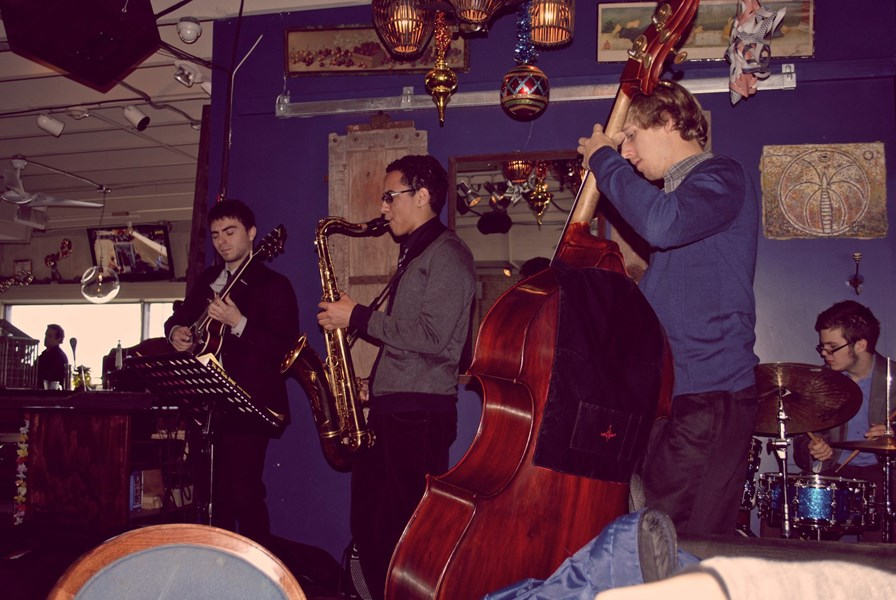 """the Move"" Jazz Duo/Trio/Quartet - Jazz Ensemble - Paramus, NJ"