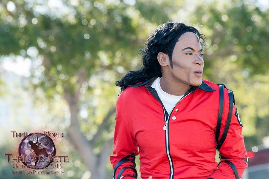Ivy King Jackson - Michael Jackson Tribute Act - Tampa, FL