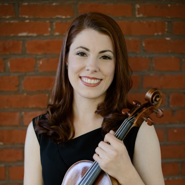Molly Christie--Solo and Ensemble Violinist - Classical Violinist - Philadelphia, PA