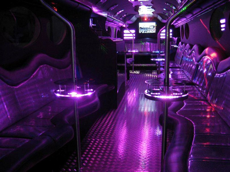 Party Limo Seattle - Party Bus - Seattle, WA