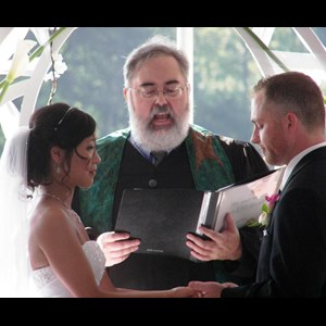 Monitor Wedding Officiant | Tie the Knot with Pastor Dave