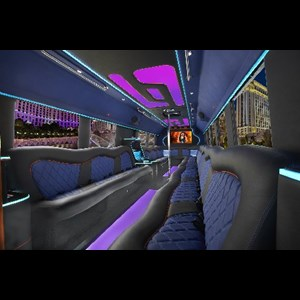 Allentown Bachelor Party Bus | Hollowsands Luxury Limousines