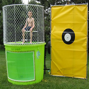 Ultimate Mega Parties - Dunk Tank - Nashville, TN