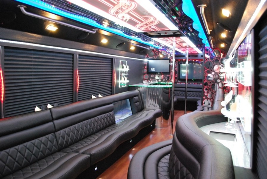 NY NJ Limousine - Party Bus - New York, NY