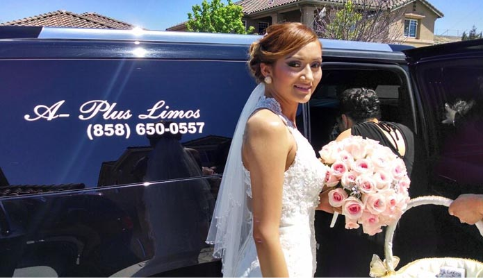 A Plus Limos - Event Limo - San Diego, CA