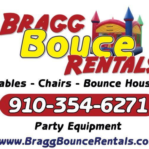 Bragg Bounce Rentals - Bounce House - Fayetteville, NC