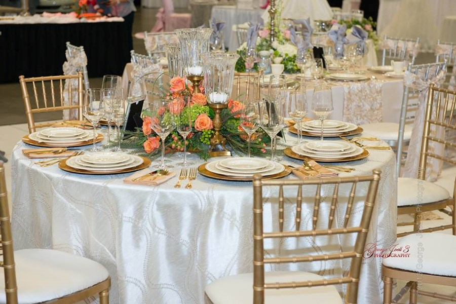 CP Ross Designs - Event Planner - Fayetteville, NC