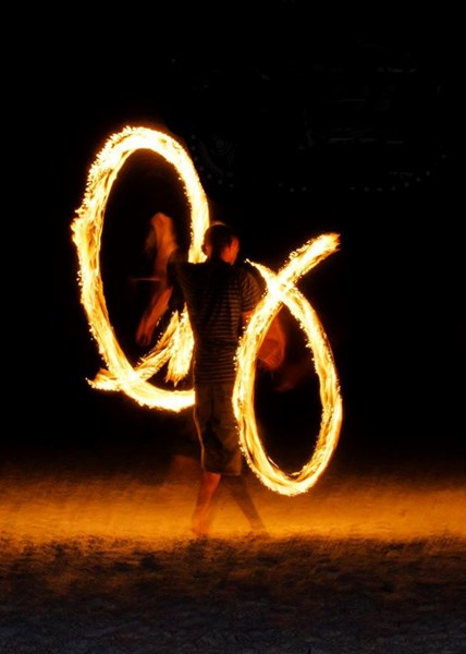cody magee fire flow - Fire Dancer - Sarasota, FL
