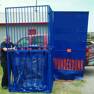 Thunder Bounce - Dunk Tank - Oklahoma City, OK