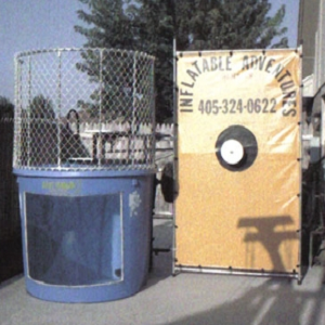 Inflatable Adventures - Dunk Tank - Oklahoma City, OK