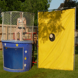 Ehrle's Party & Carnival Supply - Dunk Tank - Oklahoma City, OK