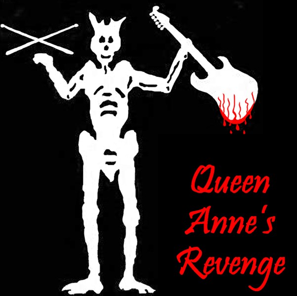 Queen Anne's Revenge - Classic Rock Band - Goldsboro, NC