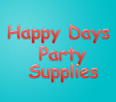 Happy Days Party Supplies - Bounce House - Fontana, CA