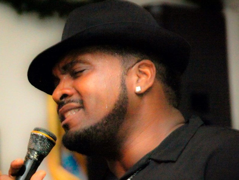 Greg Ballad On Vocals - Soul Singer - Vallejo, CA