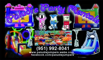 Paludis Jumpers - Bounce House - Moreno Valley, CA
