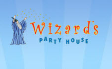 Wizard's Party House - Bounce House - Moreno Valley, CA