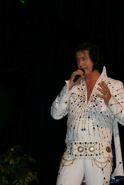 CLYDE SHEDD - Elvis Impersonator - Greenville, SC