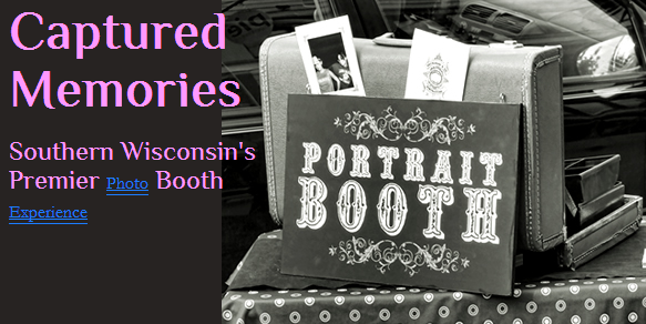 Captured Memories - Photo Booth - Milwaukee, WI