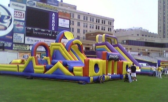 SolidRock Sports LLC - Bounce House - Akron, OH