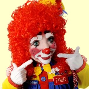 Columbia Clown | Pammy the Clown