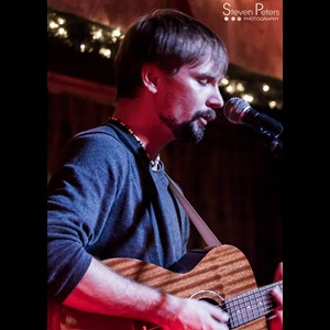 Waco Acoustic Guitarist | Jared Shaw