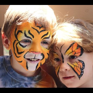 Wheelock Face Painter | Faces by Juliet