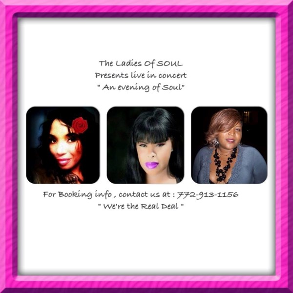 Ladies Of SOUL - R&B Band - Vero Beach, FL